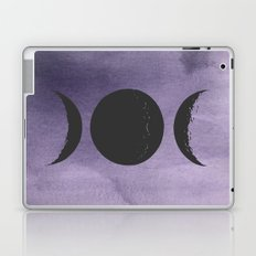 Triple Moon Goddess Laptop & iPad Skin