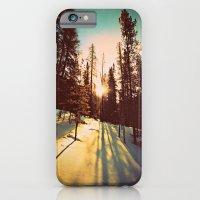 iPhone & iPod Case featuring Winter Sun by Melanie Ann