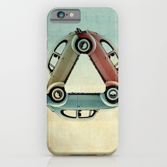 3 in the bed and the little bug said iPhone & iPod Case