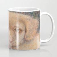 Retriever puppy Mug