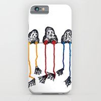 iPhone & iPod Case featuring Frumpers by Zach Hoskin Art + Design