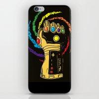 Infinite Power iPhone & iPod Skin