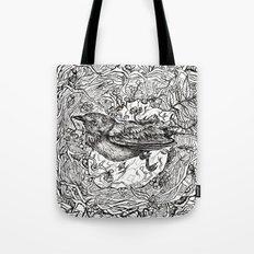 Nest for Heart Tote Bag