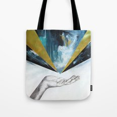 Let it Come Tote Bag