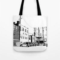 bloomington II Tote Bag