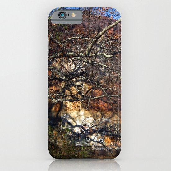 Rusted and Forgotten iPhone & iPod Case