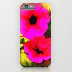 PETUNIAS iPhone 6 Slim Case