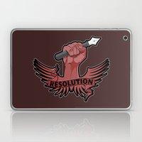 Viva La Resolution! Laptop & iPad Skin