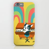 Boogie on Mellotron iPhone 6 Slim Case