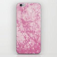 Delight iPhone & iPod Skin