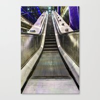 Stairway To London Canvas Print