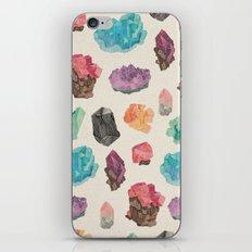 Raw Gems iPhone & iPod Skin