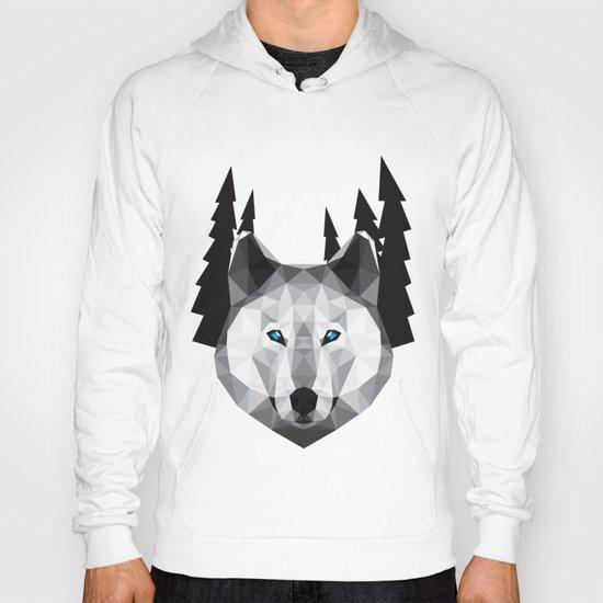 The Tundra Wolf Hoody