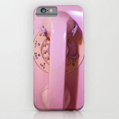 Pink Phone iPhone 6 Slim Case