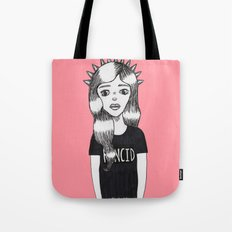Molly (Every Man Has One) Tote Bag