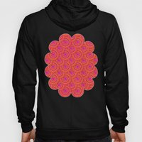 Tropical Parasols Pattern Hoody