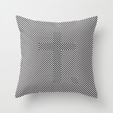All the Answers in Plain Sight Throw Pillow