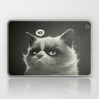 No! Laptop & iPad Skin