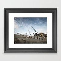 L'arbre Qui Voulait Deve… Framed Art Print