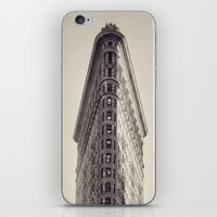 Flatiron Building - New … iPhone & iPod Skin