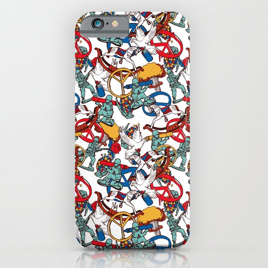 Warpaint iPhone & iPod Case