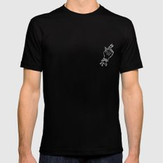 Devil's Advocate SMALL Mens Fitted Tee Black