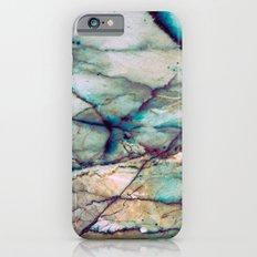 Azul Macaubas Marble iPhone 6 Slim Case