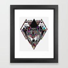SPIRIT OF MOTION Framed Art Print