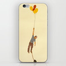 attempt to fly iPhone & iPod Skin