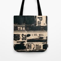 THE27RZ Tote Bag