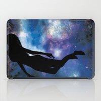 Falling skies iPad Case