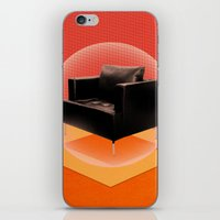 Levitation iPhone & iPod Skin