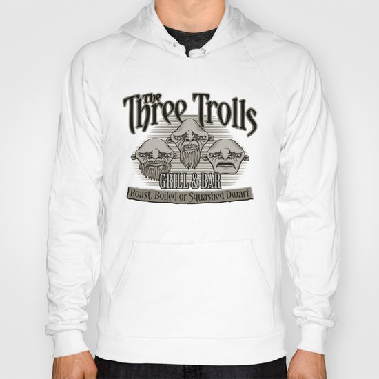 The Three Trolls Hoody