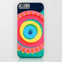 Layered Circles iPhone 6 Slim Case