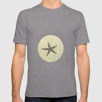 Starfish ~ The Summer Series Mens Fitted Tee Tri-Grey SMALL