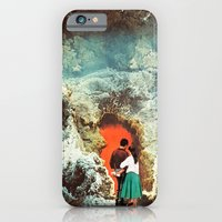 iPhone & iPod Case featuring ENTRANCE by Beth Hoeckel Collage & Design