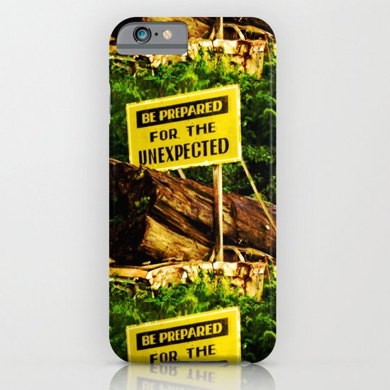 Unexpected iPhone & iPod Case