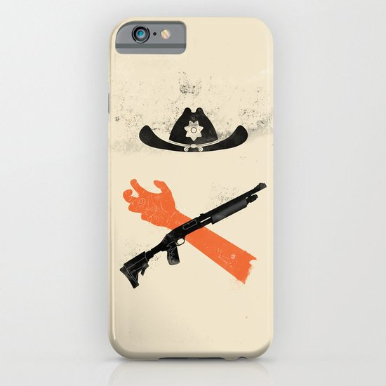 The Wandering Dead iPhone & iPod Case
