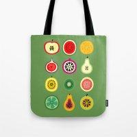 Banca de Frutas Tote Bag