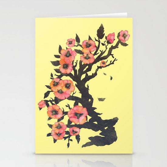 Cherise Stationery Card