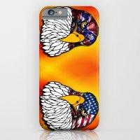 Confederate and Union Eagles iPhone 6 Slim Case
