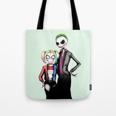Suicide Nightmare Squad Fine Art Print Tote Bag