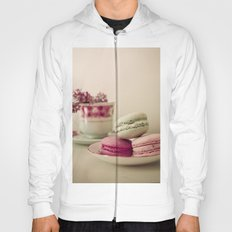 Lilac and Macaroons Hoody
