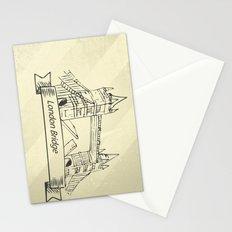 London Bridge in Skecth Stationery Cards