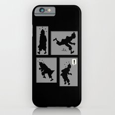 Tintin, Silhouetted iPhone 6s Slim Case