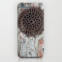 iPhone & iPod Case featuring Circle by Marieken