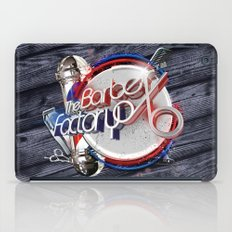 The Barber Factory iPad Case