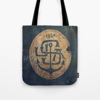 USA 1927 Tote Bag