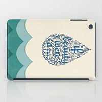 If Beauty Were A Drop of Water iPad Case