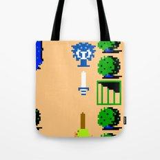 Minion's Last Rites: Zelda's Octorok Tote Bag